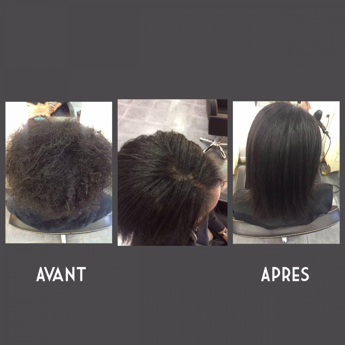 taninoplastie enzymothrapy marseille au salon louna rose coiffure - Coloration Pas Cher Coiffeur