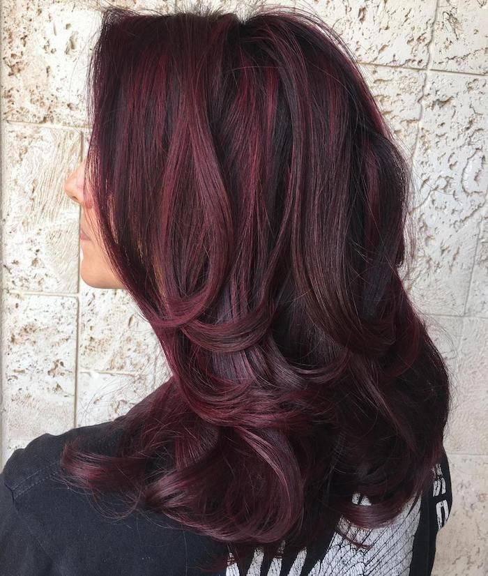 Teinture cheveux maison naturelle